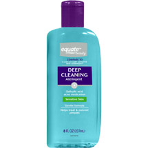 Equate Deep Cleaning Astringent for Sensitive Skin