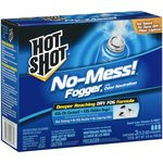 Hot Shot No-Mess Foggers With Odor Neutralizer