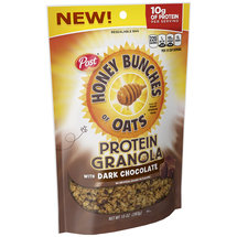 Post Honey Bunches of Oats Protein Granola with Dark Chocolate