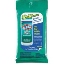Clorox To Go Fresh Scent Disinfecting Wipes