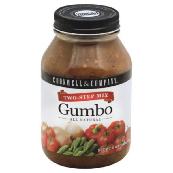 Cookwell & Co Two-Step Mix, Gumbo