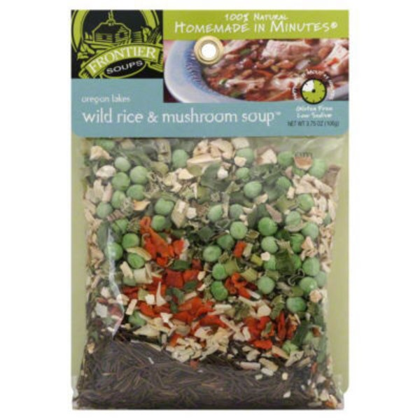 Frontier Soups Wild Rice & Mushroom Soup Mix