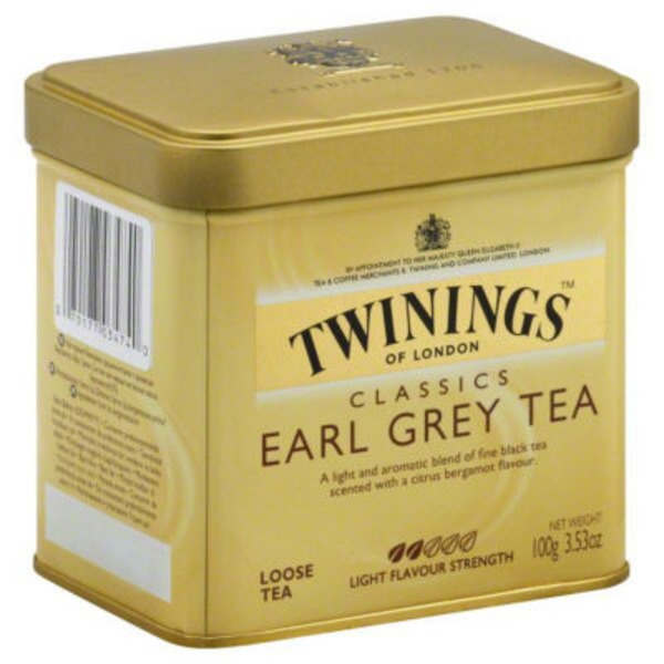 Twinings Earl Grey Tea Loose Tea