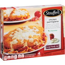 Stouffer's Large Family Size Chicken Parmigiana