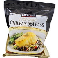 Kirkland Signature Wild Caught Chilean Sea Bass