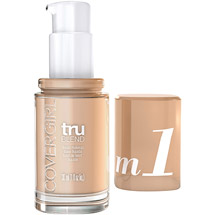CoverGirl TruBlend Liquid Makeup NATURAL BEIGE M-1