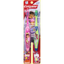 Colgate Dora The Explorer Toothbrush Extra Soft