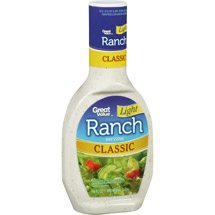 Great Value Classic Light Ranch Dressing