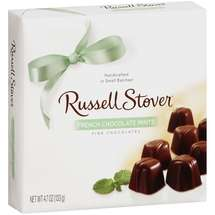 Russell Stover: French Chocolate Mints Fine Chocolates