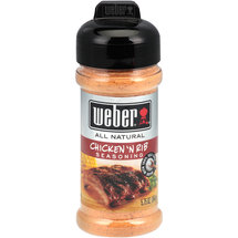 Weber Chicken 'N Rib Seasoning