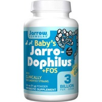 Jarrow Formulas Baby's Jarro-Dophilus +FOS Powder Probiotic Supplement