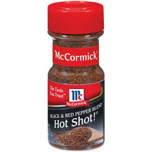 McCormick Hot Shot Red & Black Pepper