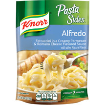 Knorr Pasta Sides Fettuccini In A Creamy Parmesan & Romano Cheese Sauce