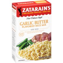 Zatarain's New Orleans Style Garlic Butter Flavored Rice Mix
