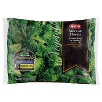 H-E-B Steamable Broccoli Florets