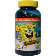 SpongeBob SquarePants Gummies Multivitamin Gummies