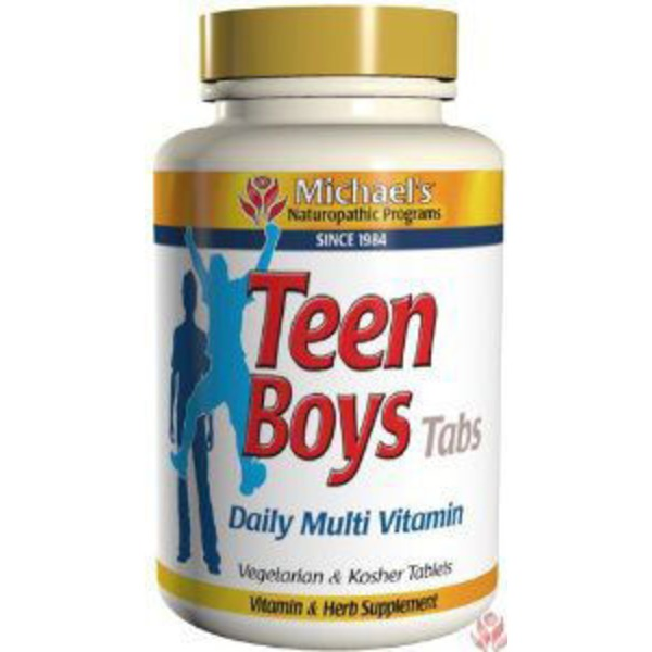 Michael's Teen Boys Daily Multi Vitamin Tablets