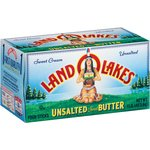 Land O'Lakes Unsalted Butter Sticks