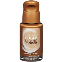 Maybelline Dream Liquid Make-up Caramel