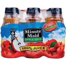 Minute Maid Juices To Go 100% Apple Juice