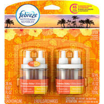 Febreze NOTICEables Hawaiian Aloha Air Freshener Refill (2 Count; .879 Fl oz each)