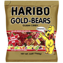 Haribo Gold-Bears Original Gummi Candy