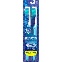 Oral-B 3D White Vivid 35 Medium Manual Toothbrush