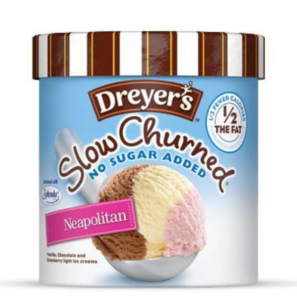 Edy's/Dreyer's Neapolitan Slow Churned NSA Light Ice Cream