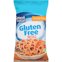 Great Value Gluten Free Pretzel Twists