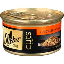 Sheba Premium Cuts in Gravy Chicken Entree