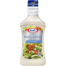 Kraft Salad Dressing: Dressing & Dip Roka Blue Cheese 16 Fl Oz