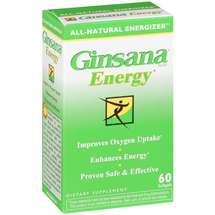 Ginsana Energy Softgels Dietary Supplement