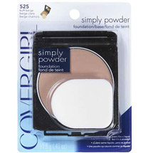 CoverGirl Simply Powder Foundation Buff Beige 525