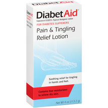 DiabetAid Pain & Tingling Relief Lotion
