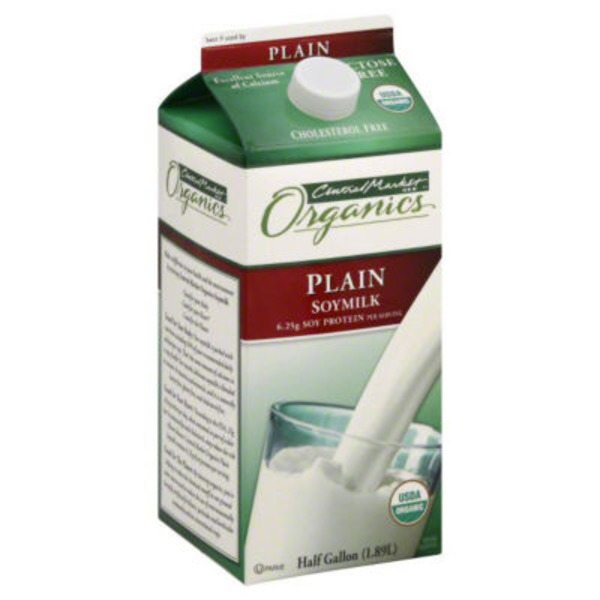 Central Market Plain Soymilk