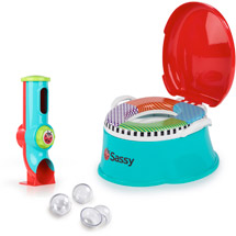 Sassy Baby Potty and Rewards System