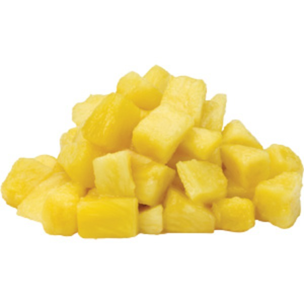 Whole Foods Market Organic Pineapple Chunks