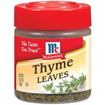 McCormick Specialty Herbs And Spices Whole Thyme Leaves