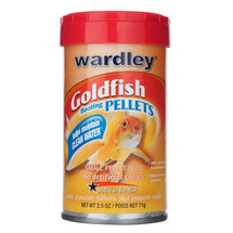 Wardley Goldfish Floating Small Pellets