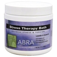 ABRA Therapeutics Lavender & Chamomile Stress Therapy Bath Salts