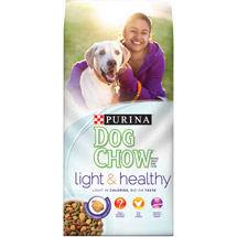 Purina Dog Chow Light&Healthy Dog Food