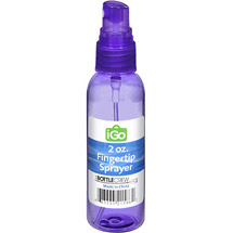 iGo Purple 2 Oz. Fingertip Sprayer