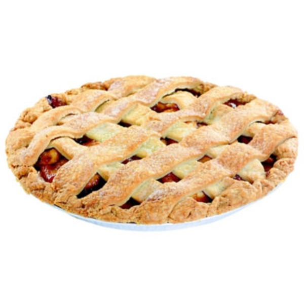 H-E-B Lattice Apple Pie