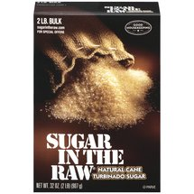 Sugar In The Raw Bulk Turbinado Sugar