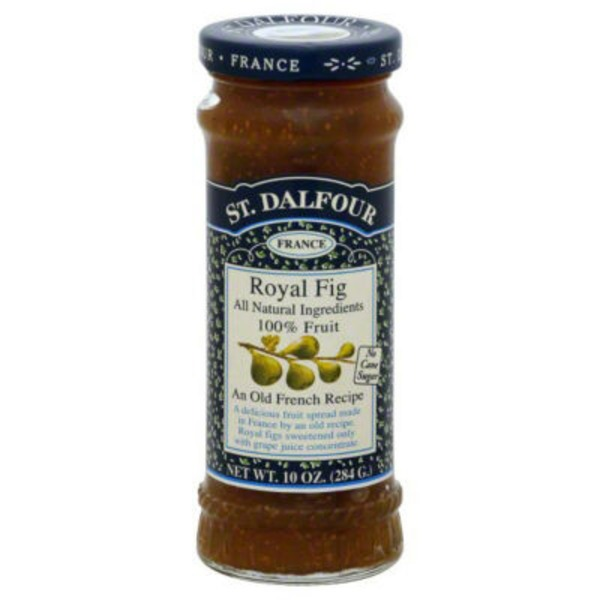 St. Dalfour Thick Apricot Fruit Spread