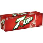 7 Up Cherry Antioxidant Soda