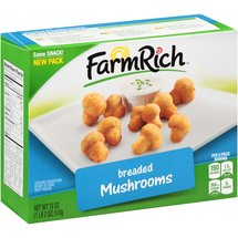 Farm Rich Breaded Mushrooms