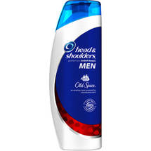 Head & Shoulders Men Old Spice Dandruff Shampoo (Choose Your Size)