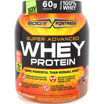 Body Fortress Super Advanced Whey Protein Powder Chocolate Peanut Butter