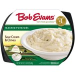 Bob Evans Sour Cream And Chives Mashed Potatoes
